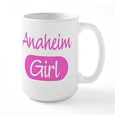 Anaheim girl Mug