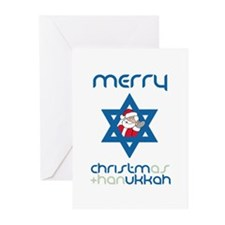 Christ()mukkah Greeting Cards (Pk of 20)