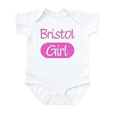 Bristol girl Infant Bodysuit