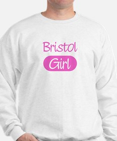 Bristol girl Sweatshirt