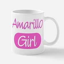 Amarillo girl Mug