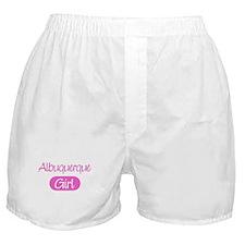 Albuquerque girl Boxer Shorts