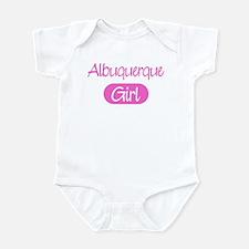 Albuquerque girl Infant Bodysuit