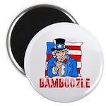 Uncle Sam Bamboozle Magnet