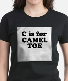 Cute Camel toe Tee
