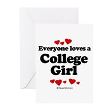 Cool Love everybody Greeting Cards (Pk of 20)