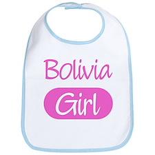Bolivia girl Bib