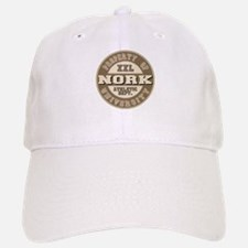 Nork Last Name Athletic Department Baseball Baseball Cap