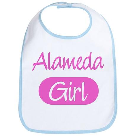 Alameda girl Bib