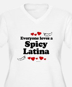 Funny Everyone loves a spicy latina T-Shirt
