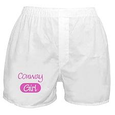 Conway girl Boxer Shorts