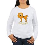 Liger Women's Long Sleeve T-Shirt
