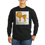 Liger Long Sleeve Dark T-Shirt