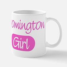 Bloomington girl Mug