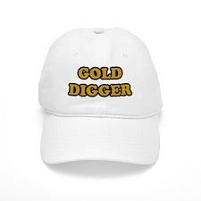 Gold Digger Baseball Cap
