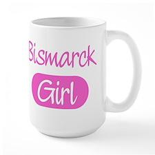 Bismarck girl Mug