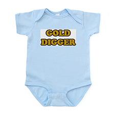 Gold Digger Infant Creeper