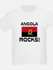 Angola Rocks! T-Shirt