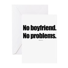 Funny Message love Greeting Cards (Pk of 20)