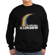 Taste the rainbow Sweatshirt