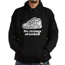 No strings attached Hoodie
