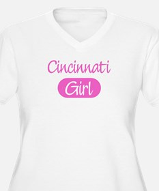 Cincinnati girl T-Shirt