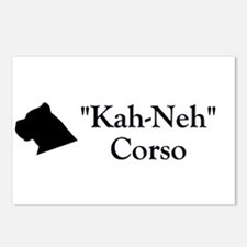 Kah Ney Corso Postcards (Package of 8)