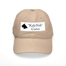 Kah Ney Corso Baseball Cap