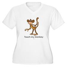 Touch my monkey ~ T-Shirt