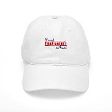 Proud Firefighter's Aunt Baseball Cap