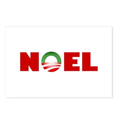 NOEL Postcards (Package of 8)