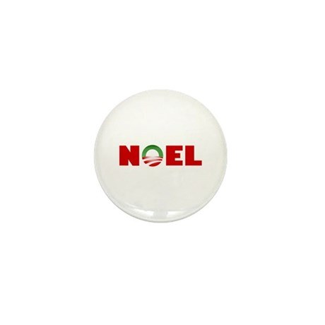 NOEL Mini Button (100 pack)