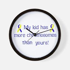 my kid Wall Clock