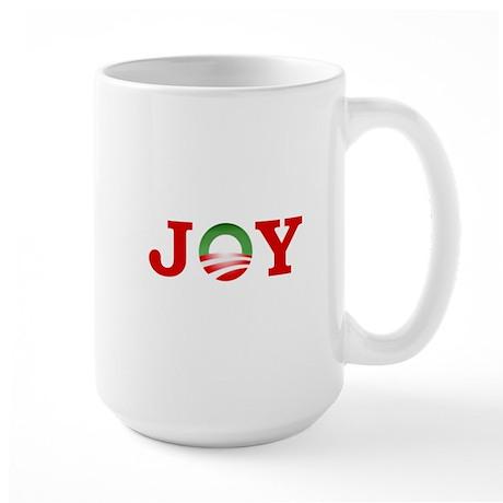 OBAMA JOY! Large Mug