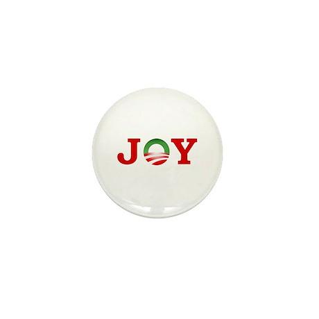 OBAMA JOY! Mini Button (10 pack)