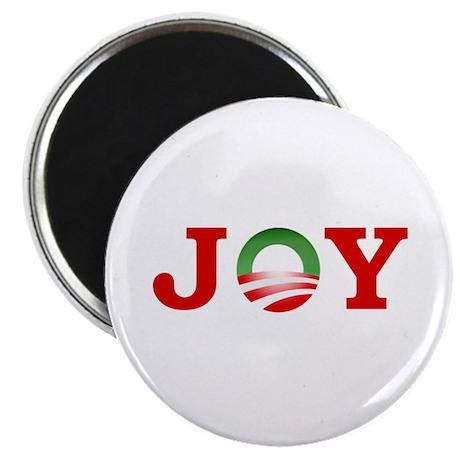 """OBAMA JOY! 2.25"""" Magnet (10 pack)"""