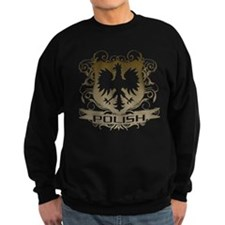 Polish Eagle Crest Sweatshirt