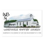 WBC - Postcards (Package of 8)