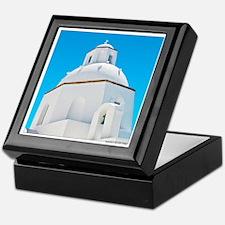 Santorini Keepsake Box