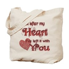 Twilights, Look after my Hear Tote Bag