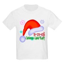 Santa's Christmas Gift, Twili T-Shirt