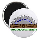 Ky Woodworker Magnet