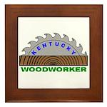 Ky Woodworker Framed Tile