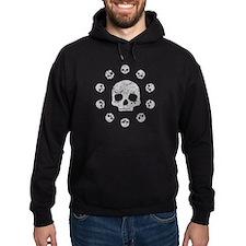 Circle of Skulls Hoodie