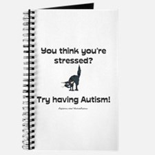 Autism Stress (cat) Journal