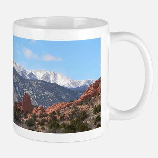 Mountain View Mug