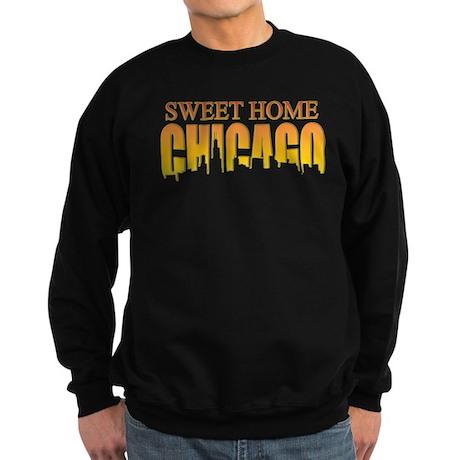 Sweet Home Chicago Sweatshirt (dark)