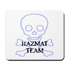 HAZMAT (Hazardous Materials T Mousepad