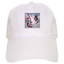 Love Pigeon Racing Cap