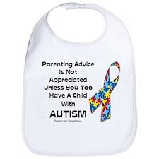 Parenting Autism (advice) Bib